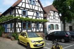 Riegelhaus in Jockgrim.