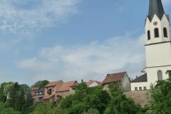 Stadtmauer von Jockgrim.
