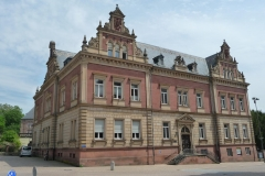 Barockes Haus in Speyer.
