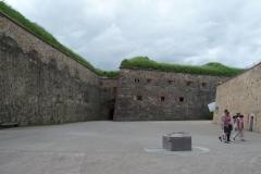 In der Festung Ehrenbreitstein.