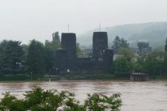 Hier stand die Brücke von Remagen, die im gleichnamigen Film zum zweiten Weltkrieg bekannt wurde.