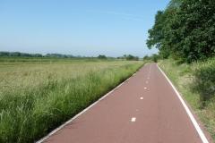 Zweispuriger Deluxe-Radweg.