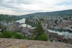 Blick vom Munot (Schaffhausen)