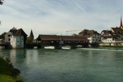 Reussbrücke von Bremgarten.