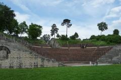 Römer waren leider keine anwesend.