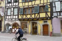 Riegelhäuser in Colmar.
