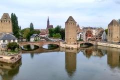 Strasbourg im Elsass