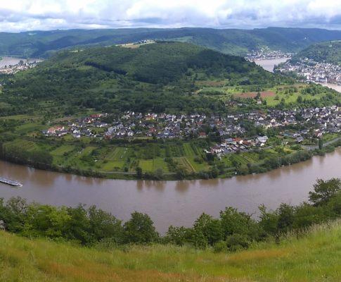 Tag 14: Rüdesheim bis Koblenz