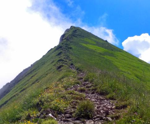 Brisen, 2403 m