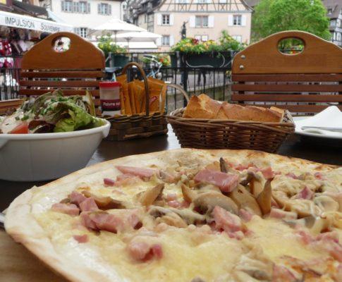 Tag 8: Pausentag in Breisach / Colmar