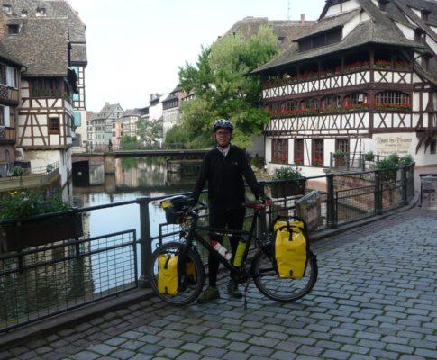 Tag 10: Strassbourg bis Hagenbach