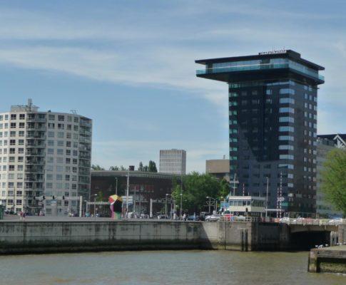 Tag 23: Dordrecht bis Rotterdam