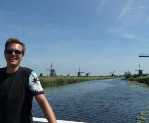 Tag 24: Tage in Rotterdam