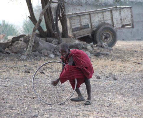 Tansania – Massai Dorf und Serengeti, 1. Tag